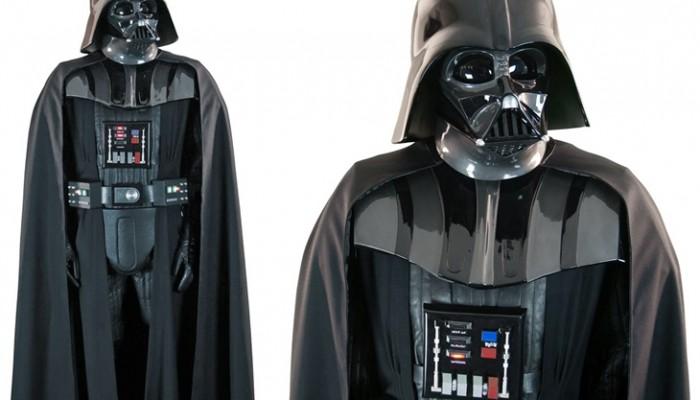 Disfraces de Star Wars caseros: Darth Vader