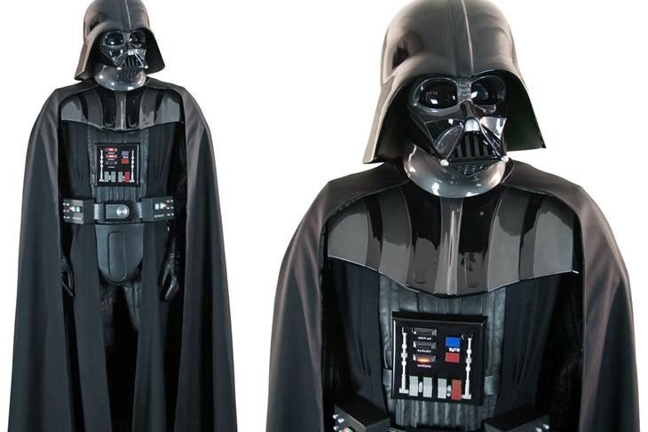 Disfraces de Star Wars caseros: Darth Vader [VÍDEO] - Mujeralia