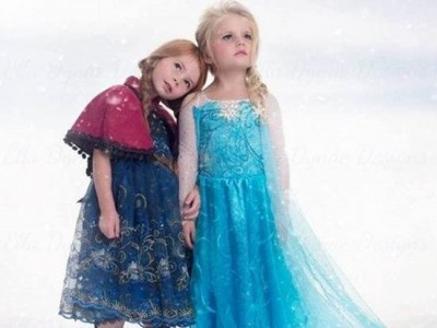 Disfraz Anna Frozen casero: El paso a paso