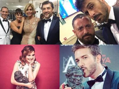 Goya 2016: los mejores momentos en Instagram