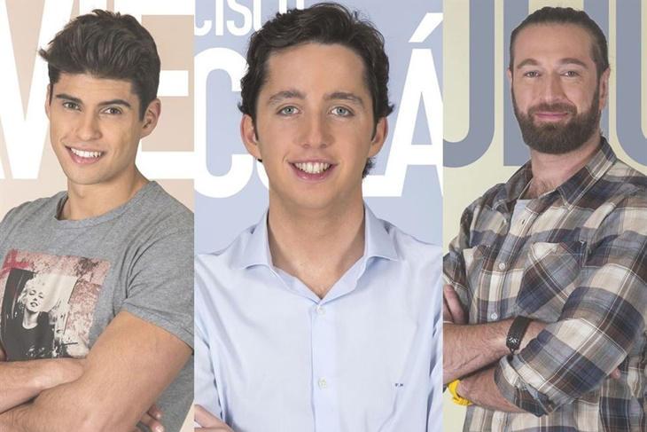 Gran Hermano VIP 4: Repesca para Fran Nicolás, Javier Tudela y Julius
