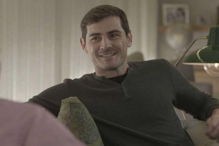 Iker Casillas conquista a la audiencia con Sara Carbonero y Bertín Osborne