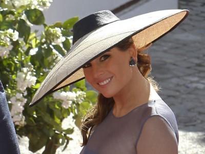 Lourdes Montes reconoce que no acertó con su vestido de novia