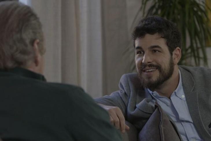 Mario Casas confiesa algunos secretos a Bertín Osborne