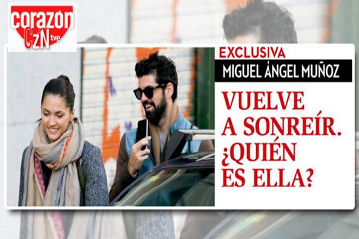 Miguel Ángel Muñoz y Michelle Calvó, ¿nueva pareja de actores?