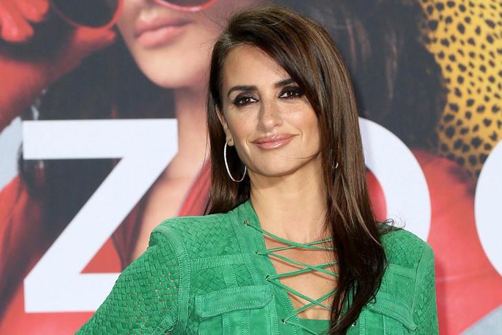 Penélope Cruz impacta en el estreno de 'Zoolander 2' en Berlín