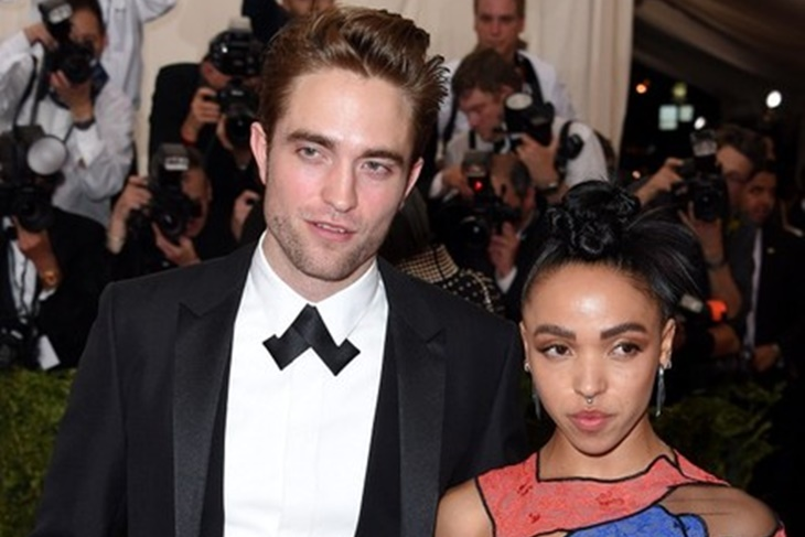 Robert Pattinson y FKA Twigs ¿se casan a finales de 2016?