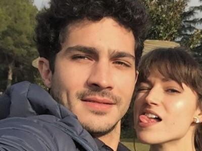 Úrsula Corberó y Chino Darín: amor por las calles de Madrid