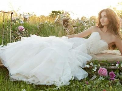 Vestidos de novia de cuento de hadas: ¡comienza a soñar!