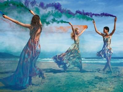 Zara campaña primavera/verano 2016: ¡viva el calor!