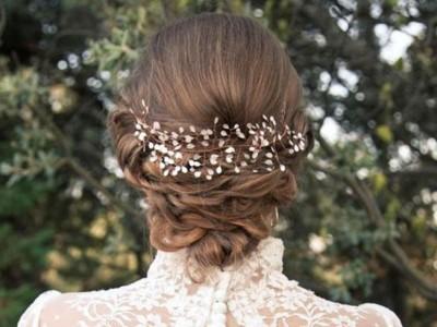 Los 10 peinados de novia más chic del 2016