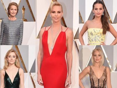 Los 5 looks más caros de los Oscars 2016