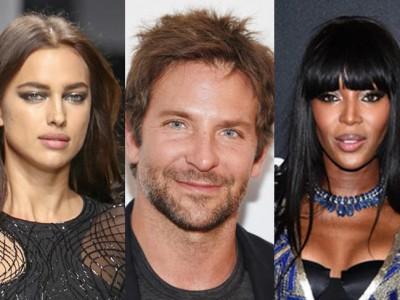 Irina Shayk, ¿le ha sido infiel Bradley Cooper con Naomi Campbell?