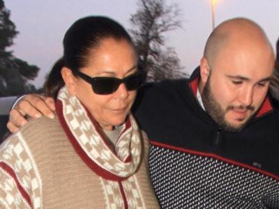 Isabel Pantoja, ¿va o no va a ir al bautizo de la hija de Kiko Rivera?