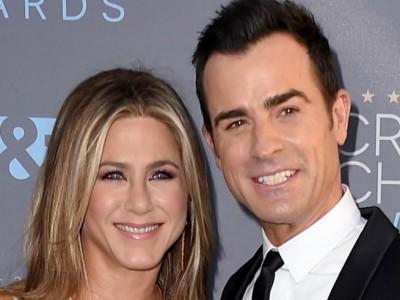 Jennifer Aniston y Justin Theroux, ¿divorcio a la vista?