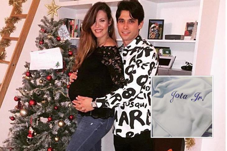 Jessica Bueno y Jota Peleteiro: ¡ha nacido su hijo!