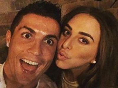 Cristiano Ronaldo, ¿está saliendo con la multimillonaria Chloe Green?