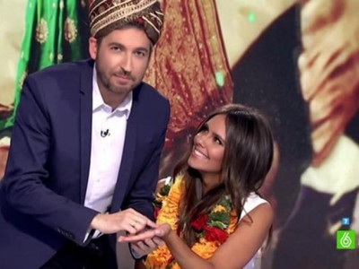 Cristina Pedroche regresa a 'Zapeando' con lágrimas y espectáculo