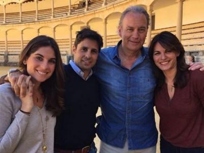Francisco Rivera primer invitado de Bertín Osborne en Telecinco