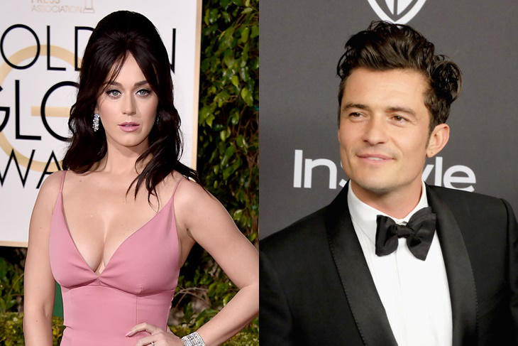 Katy Perry y Orlando Bloom: pillados en Hawái, relación confirmada