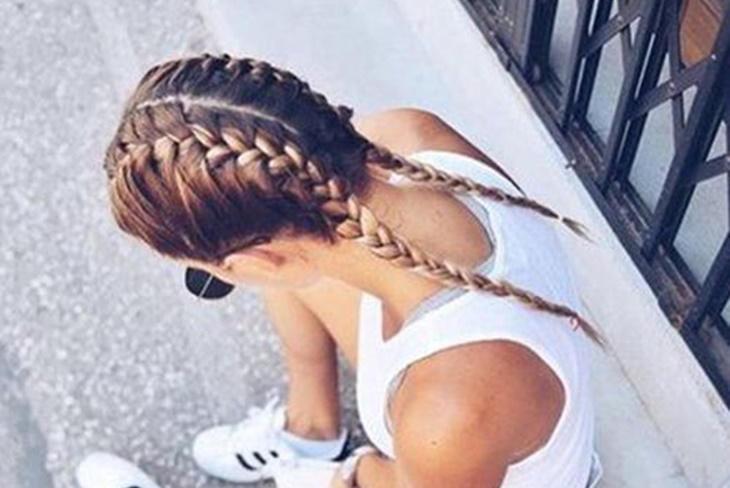 Trenzas de boxeadora: ¡aprende a hacer el peinado de moda!