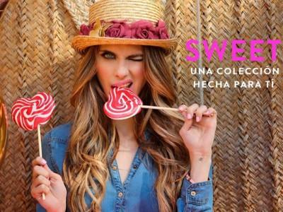 Vanesa Romero protagoniza la campaña más dulce de Namdalay