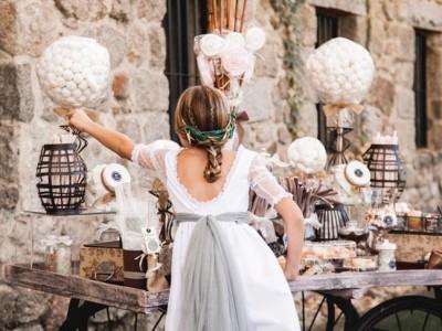 Vestidos de Comunión Navascués 2016: delicada colección