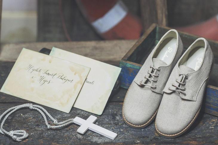 Zapatos de Comunión para niño 2016: modelos imprescindibles