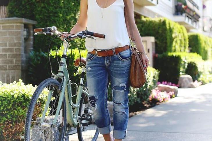 5 looks para montar en bici