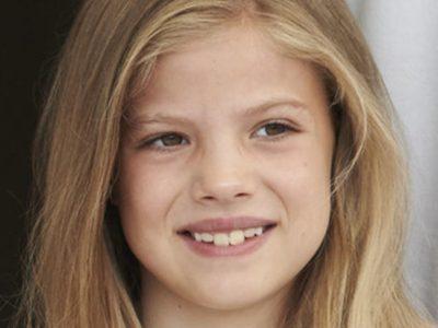 La Infanta Sofía cumple 9 años, repasamos su vida en imágenes