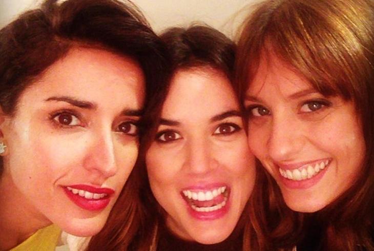 Adriana Ugarte, Michelle Jenner e Inma Cuesta chicas 'Julieta'