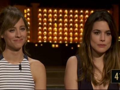 """Adriana Ugarte y Michelle Jenner """"lloran"""" con Buenafuente en 'Late Motiv'"""