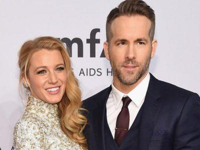 Blake Lively y Ryan Reynolds, ¡están esperando su segundo hijo!