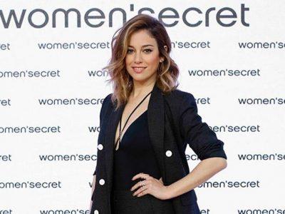 Blanca Suárez espectacular presentando la campaña de Women'Secret