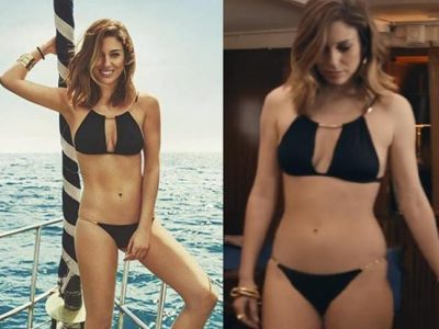 Blanca Suárez, ¿Photoshop en su campaña para Women'Secret?