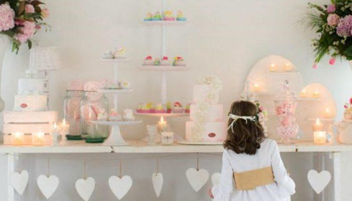 Decoración de Comunión: ¡miles de ideas para niña y niño!