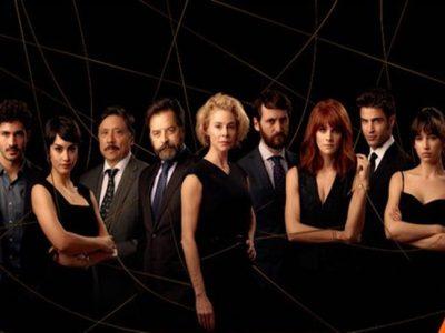 La Embajada, conoce a los protagonistas de la serie de Antena 3