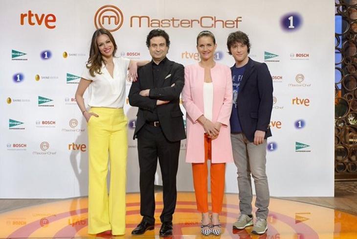 Eva González vuelve con MasterChef el próximo miércoles