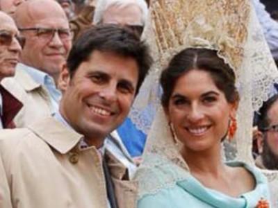 Francisco Rivera y Lourdes Montes comienzan a disfrutar de la Feria de Abril