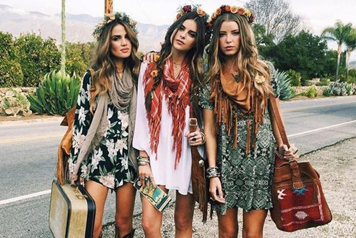 Looks de festival 2016, ¡apúntate al estilo Coachella!