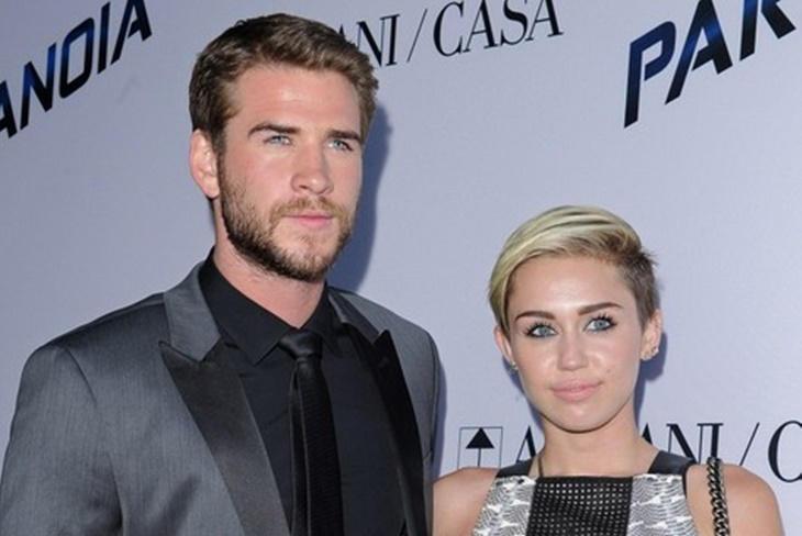 Miley Cyrus y Liam Hemsworth ¡primeras fotos juntos tras su reconciliación!