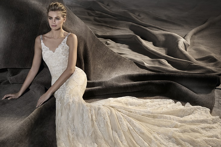 pronovias vestidos de novia 2017: ¡déjate seducir por su colección