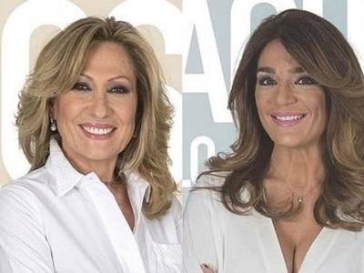 Rosa Benito y Raquel Bollo protagonistas de las peleas del plató de GH VIP 4