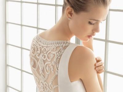 Rosa Clará vestidos de novia 2016: colección de ensueño