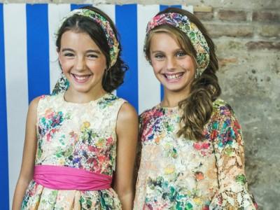 Vestidos de ceremonia para niñas 2016: perfectas invitadas de Comunión