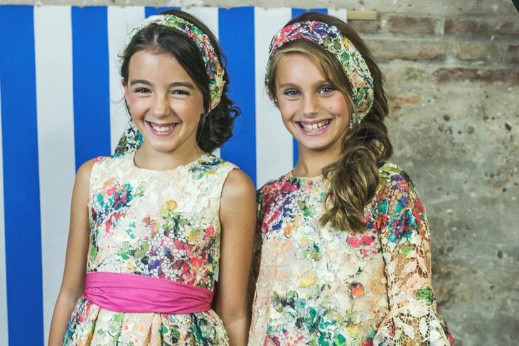 fa22ebc729c Vestidos de ceremonia para niñas 2016  portada. Vestidos de ceremonia para  niñas 2016  portada