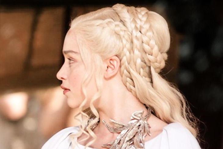 10 peinados inspirados en 'Juego de Tronos'