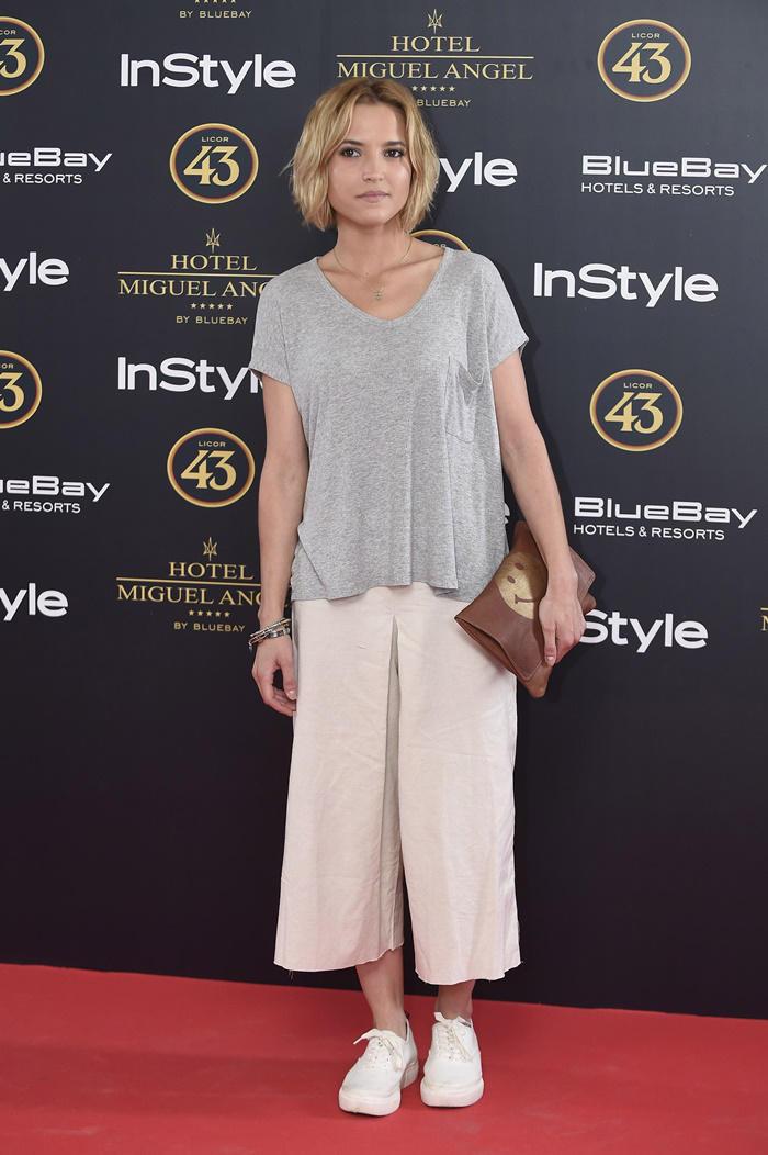 Ana Fernández look en InStyle Beauty Day