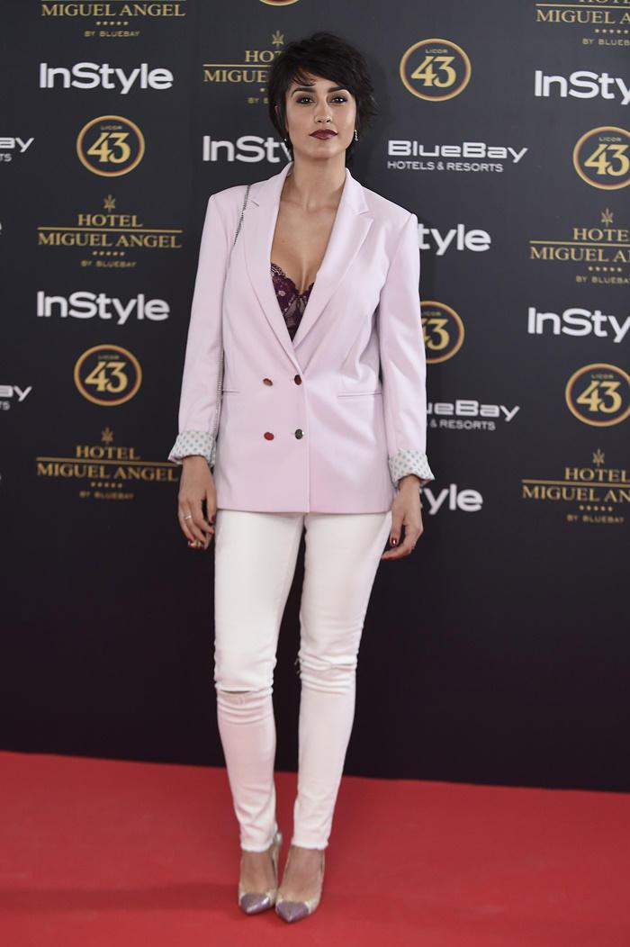 Megan Montaner look en InStyle Beauty Day