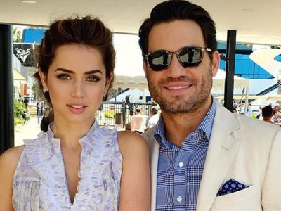Ana de Armas y Edgar Ramírez, ¿pareja de cine y algo más?